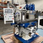 Heavy Duty Universal Milling Machine Arrival